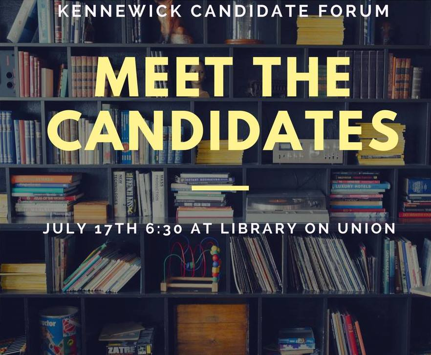 Meet The Candidates - Kennewick